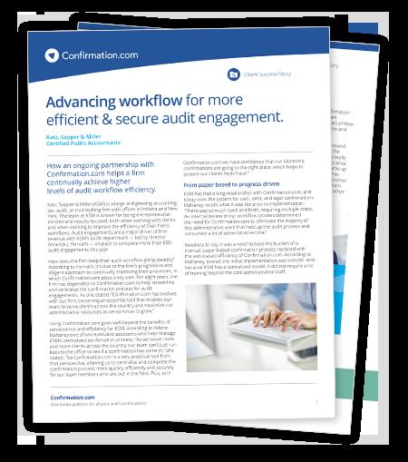 Laden Sie die Fallstudie zur Verbesserung Ihrer Workflow-Effizienz bei Audits herunter
